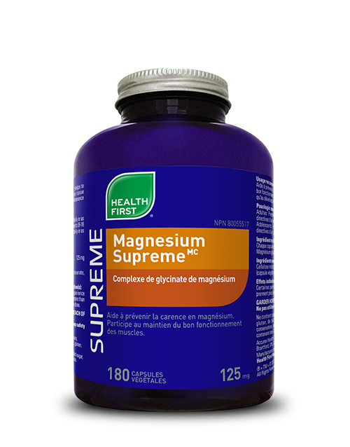 Magnesium Supreme<sup>MC</sup>